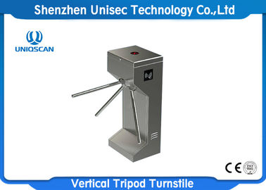 UNIQSCAN Brushless Motor Tripod Turnstile Gate 24V Vertical ID Access System UT550-A